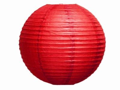 00234 red lanterng traditional chinese paper lantern great decoration for wedding or home use as lamp shade softens lighting to a soothing glow very easy to setup aloadofball Image collections